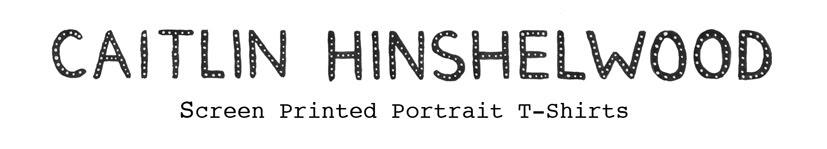 Caitlin Hinshelwood Portrait T-Shirts