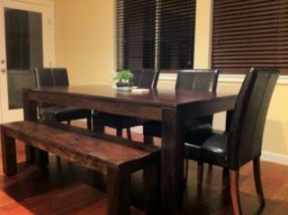 Simply Cindi Napa Dining Table