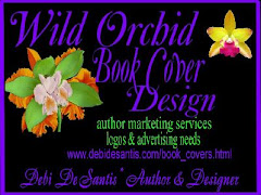 Debi DeSantis Book Covers