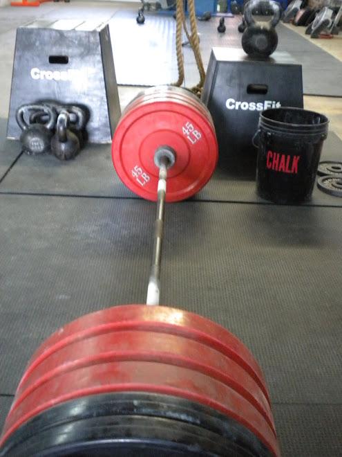 CrossFit864 Strength