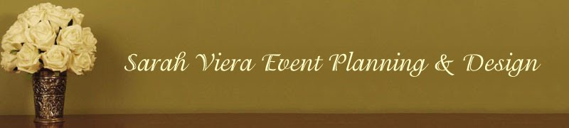 Sarah Viera Event Planning & Design
