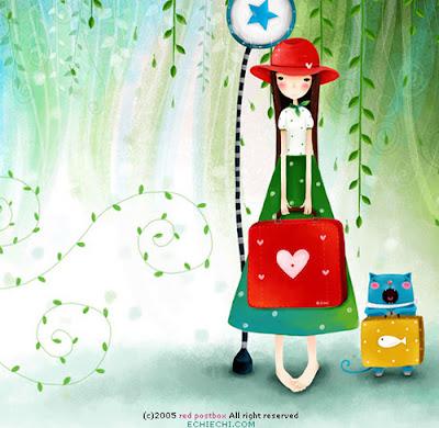 ilustração de Echiechi
