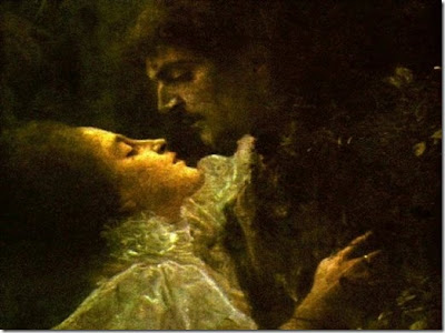 Imagem - Love, de Gustav Klimt