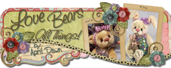 Love Bears All Things---thislittlebear.com
