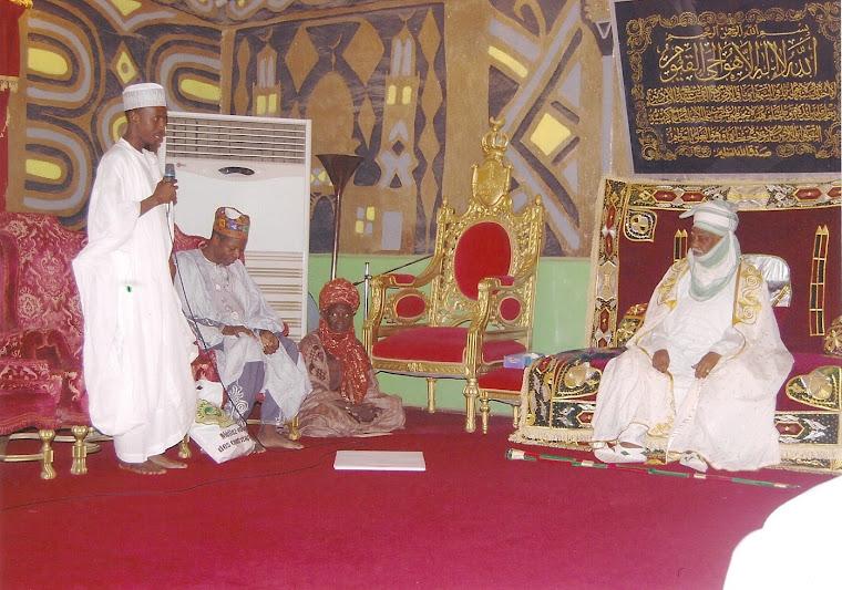 Kano Emir's Palace, 2010