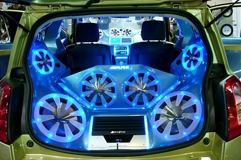 coche audio