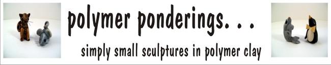 polymer ponderings. . .