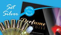 ~~PerFume ParaDise~~ Set_silver_header