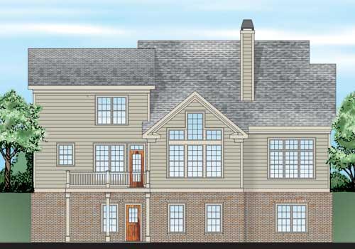 Building our dream home house plans for Kensington house plan