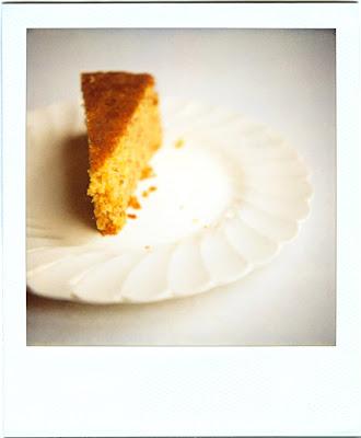 Orange Marmalade Layer Cake Recipe