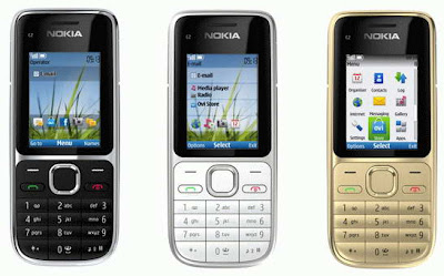 Nokia C2-01 Cheapest 3G Phone Priced €70