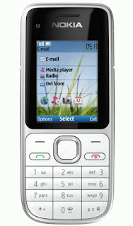 Nokia C2-01 Cheapest 3G Phone Features and Specifications