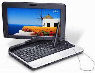 Fujitsu LifeBook T580 Convertible Tablet images