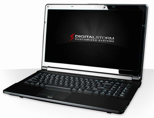 Digital Storm xm15 Gaming Notebook images