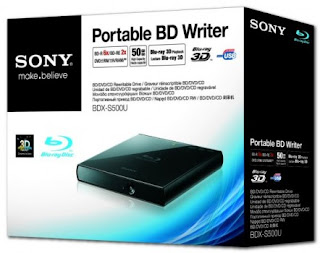 Sony Blu-ray Rewritable Drives India images