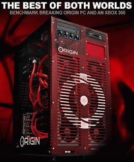 Origin PC Hybrid Liquid-Cooled Xbox 360 gaming Computer images