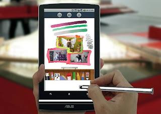 Asus Eee Pad MeMO tablet pics
