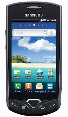 Samsung Gem SCH-i100 Android Smartphone images