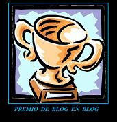 Escuchando Palabras premió nuevamente este Blog