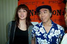 Agnes Monica di Medan