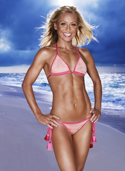 kelly ripa bikini fitness 2 ... waste no time helping out their club, Capital City Front Runners …