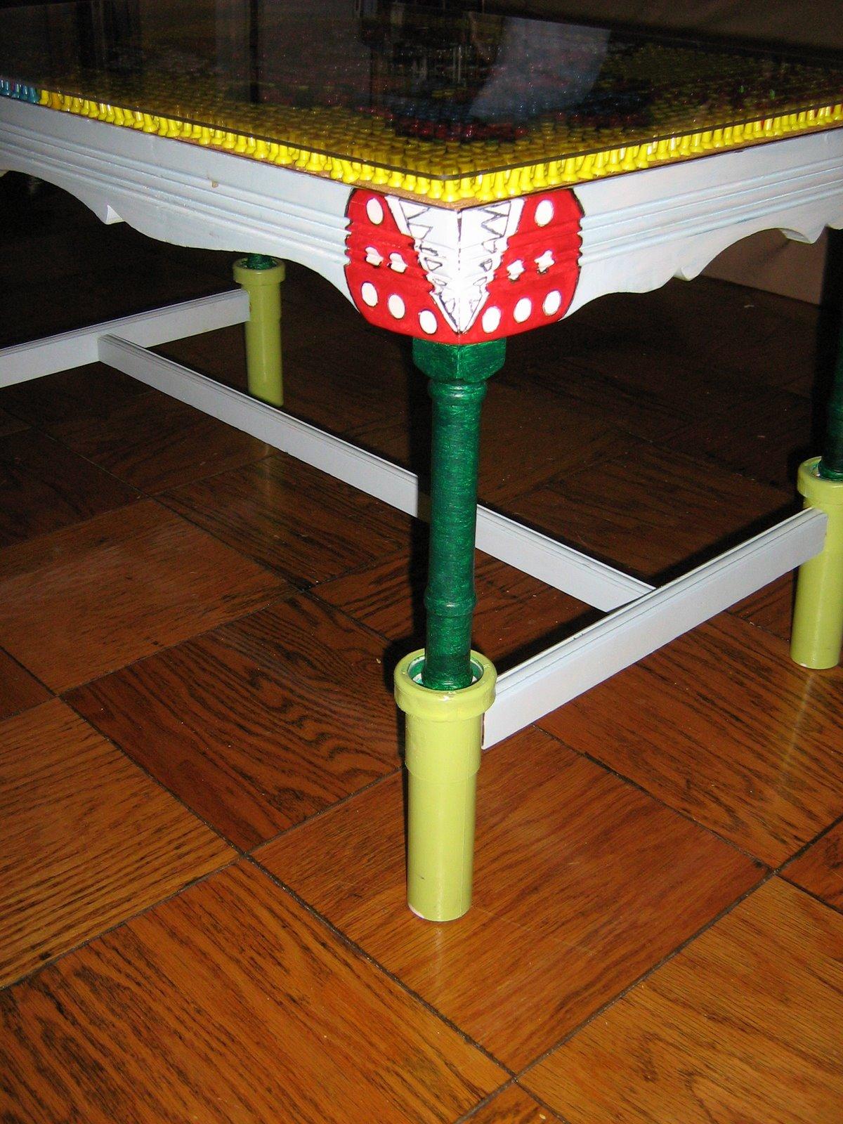 table retro
