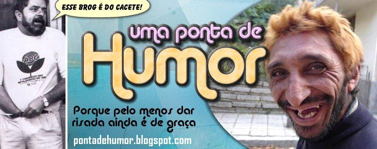 PONTA DE HUMOR