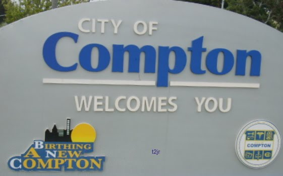 "WELCOME TO COMPTON: Model Of The Week Adi ""Bambi"" Benson"