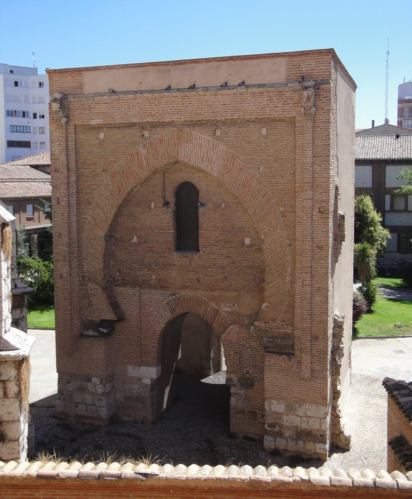 La puerta del palacio de mar a de molina - Puertas en valladolid ...