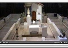 Capelinha das Aparições no Santuário de Fátima em directo (Clique na Imagem)