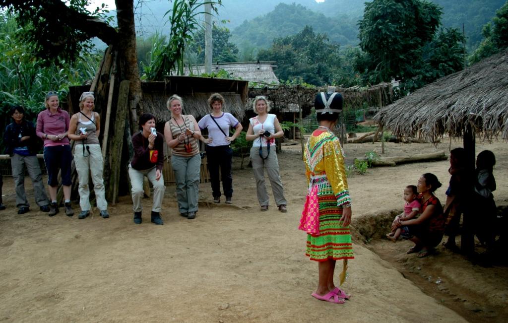 Shoestring in Laos