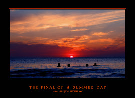 The final of a summer day