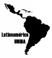 yo apoyo la Unidad Latinoaméricana