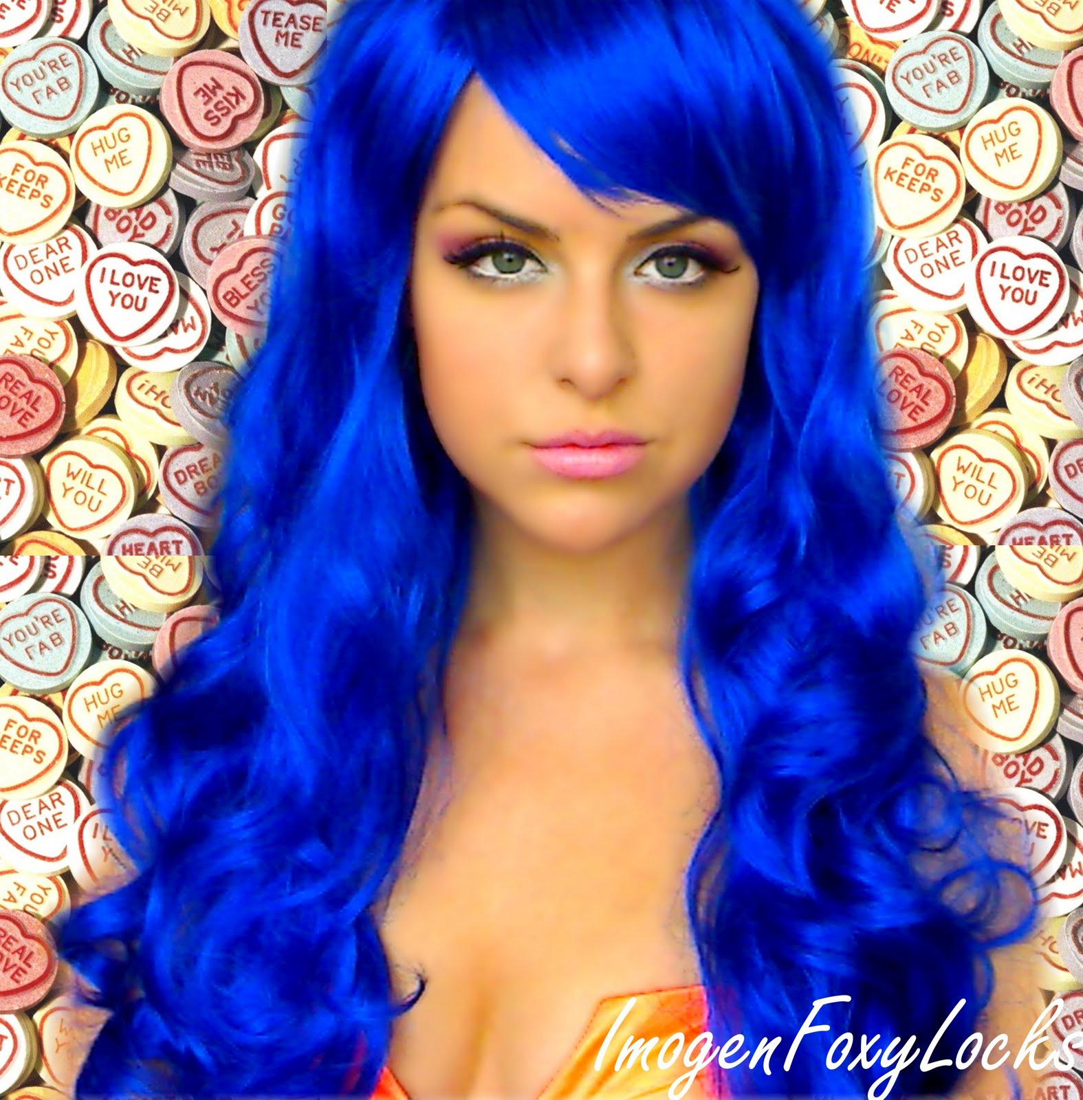 Don 39 t always do really crazy make up looks but i loved katy perry