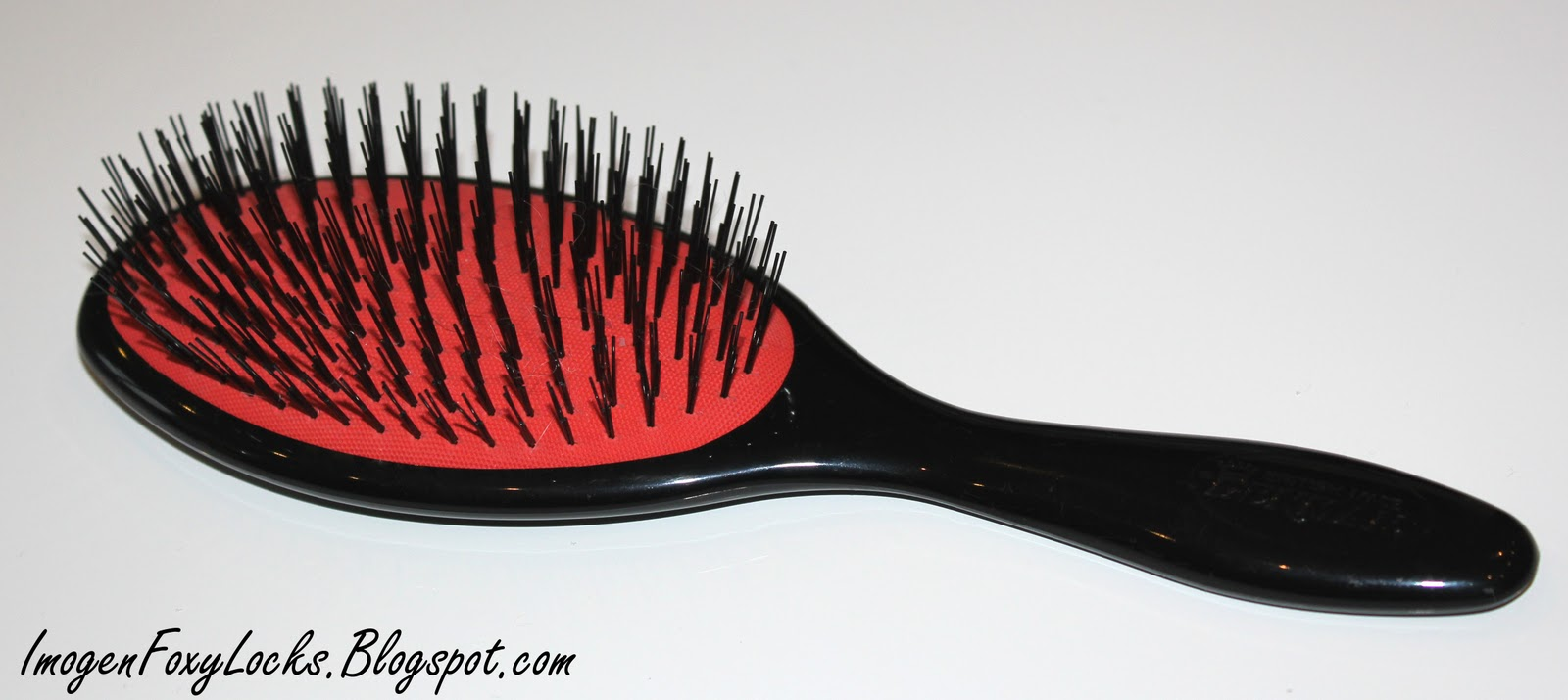 Imogen Foxy Locks The Best Hair Brushes Tested