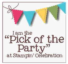 Stampin' Celebration winner