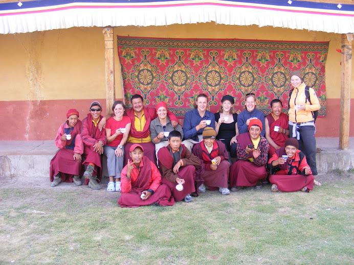 Kloster in Sani
