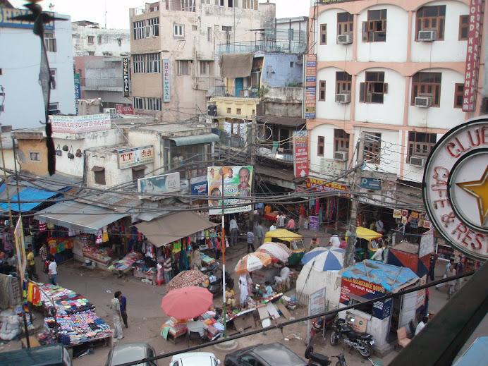 Impressionen Delhi