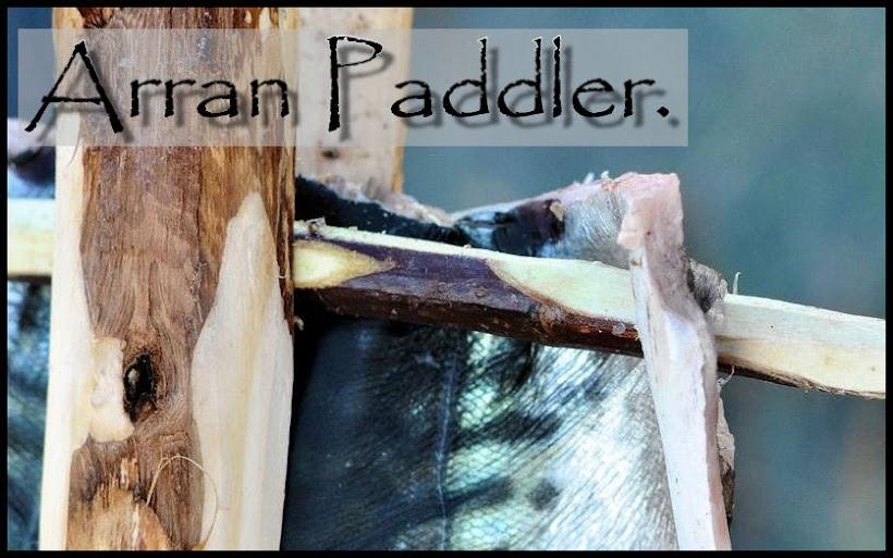 Arran Paddler.