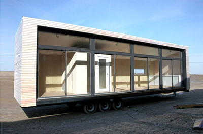 Melissa loves found my trailer - Mobile home modern design ...