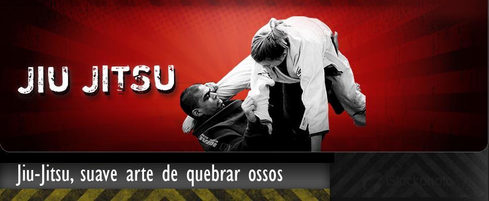 Jiu-Jitsu, suave arte de quebrar ossos