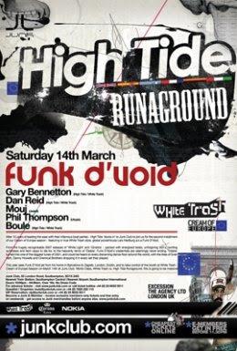 Funk D' Void Junk Club