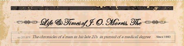Life & Times of J.O. Morris, The