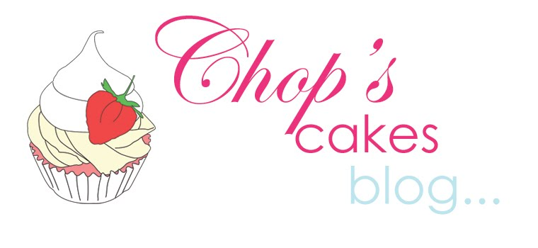 Chop's Cakes Blog