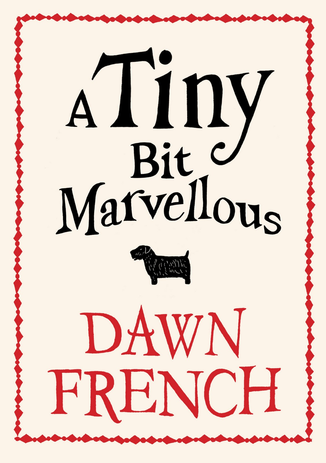 A Tiny Bit Marvellous | Dawn french, Boeken
