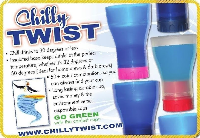 Chilly Twist Cups