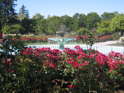 Band Practice Party Presents San Jose Municipal Rose Garden