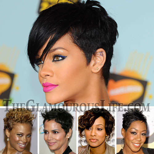 Black Celebrity Hairstyles 2009 Black Hair Styles for Girls In 2009,