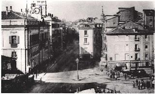 Historia y genealog a fotos de madrid tomadas de la for Puerta del sol ahora