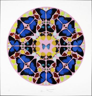 Живопись Damien-hirst-psalm-prints-5